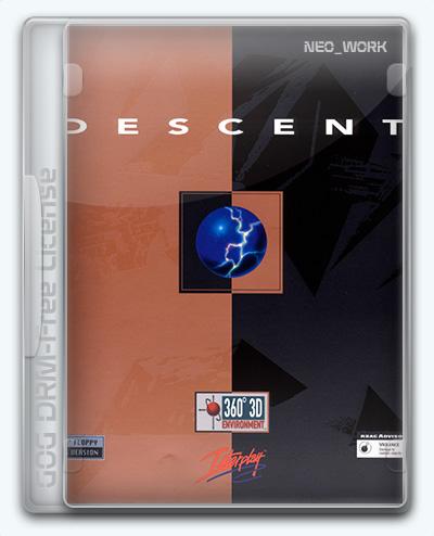 Descent (1996) [En] (1.4a) License GOG