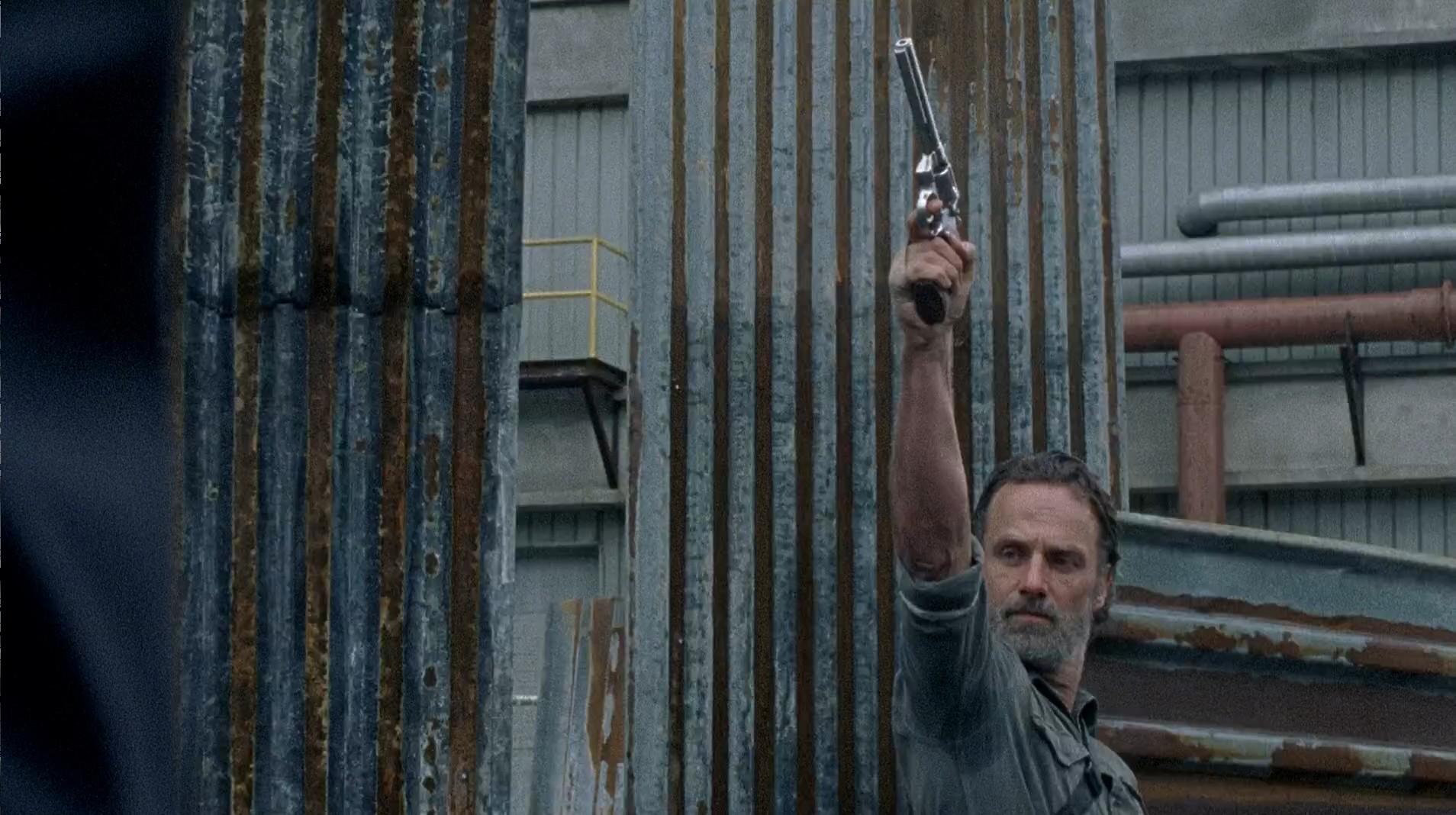 Ходячие мертвецы / The Walking Dead [08х01-06 из 16] (2017) WEB-DL 1080p | FOX