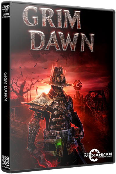 Grim Dawn [v 1.0.3.1 + DLC's] (2016) PC | RePack от R.G. Механики