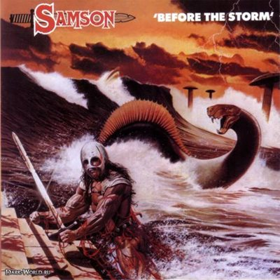 Samson - Before The Storm (1982) MP3