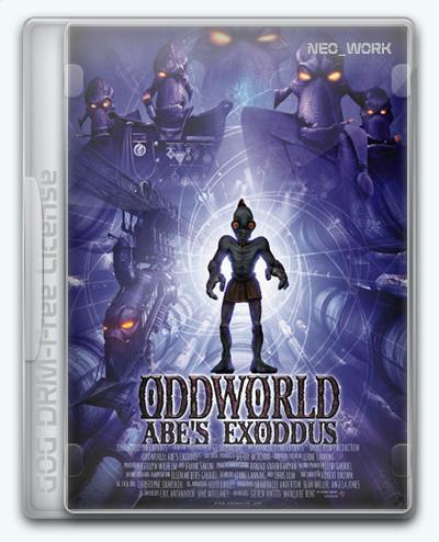 Oddworld: Abe's Exoddus (1998) [En] (2.0) License GOG