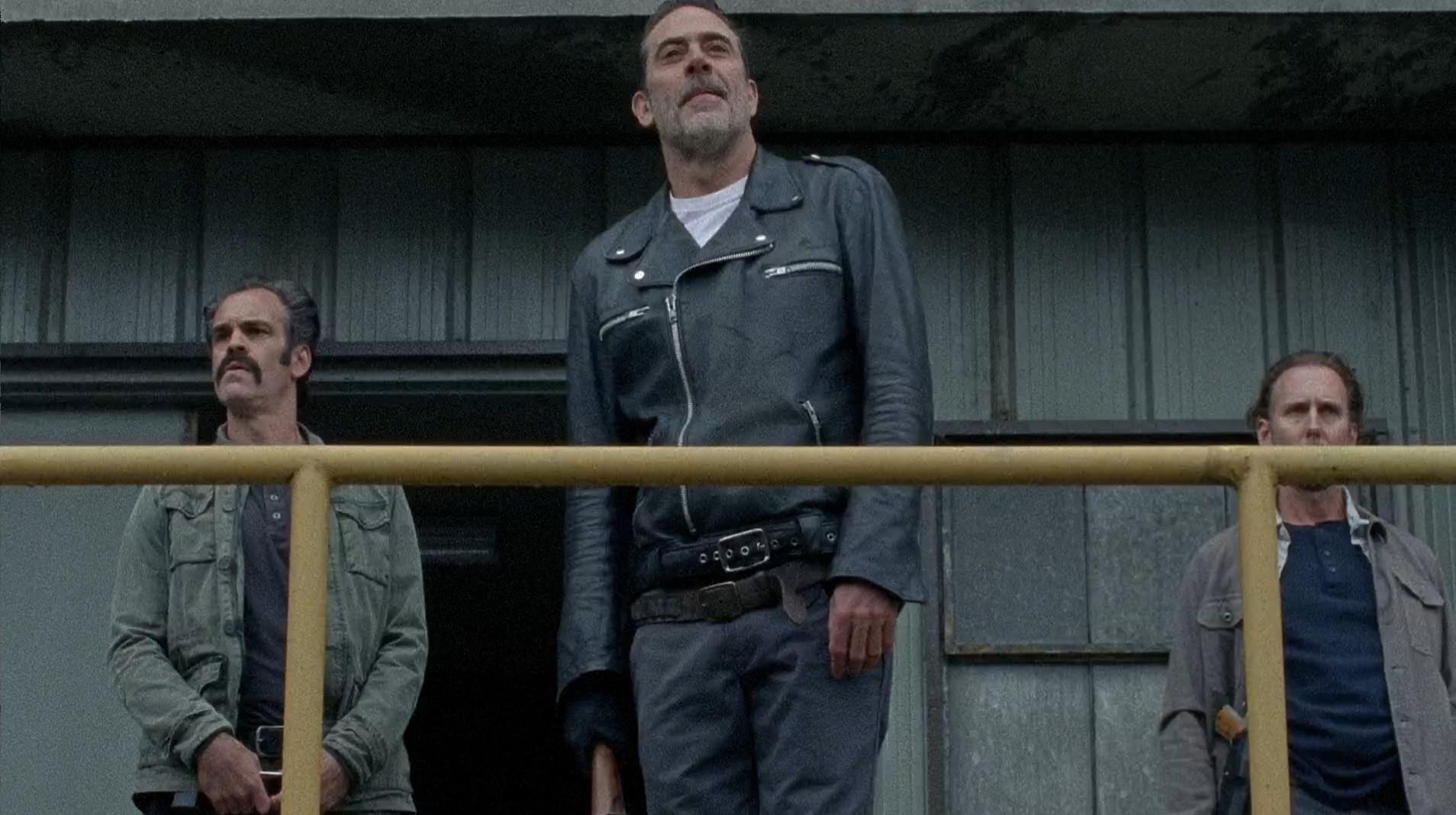 Ходячие мертвецы / The Walking Dead [08х01-07 из 16] (2017) WEB-DL 1080p | FOX