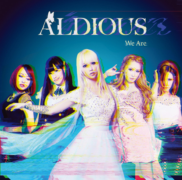 20171206.1843.1 Aldious - We Are cover 1.jpg