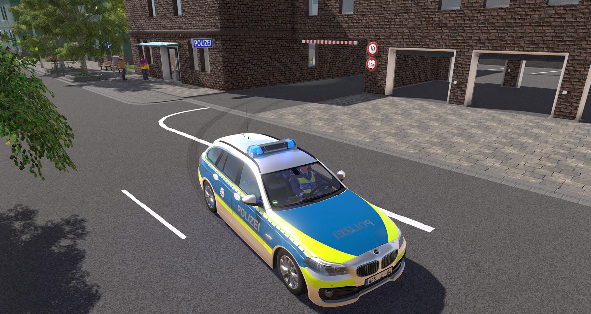 Autobahn Police Simulator 2 (2017/PC/Английский), Лицензия