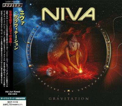 Niva - Gravitation [Japanese Edition] (2013) FLAC