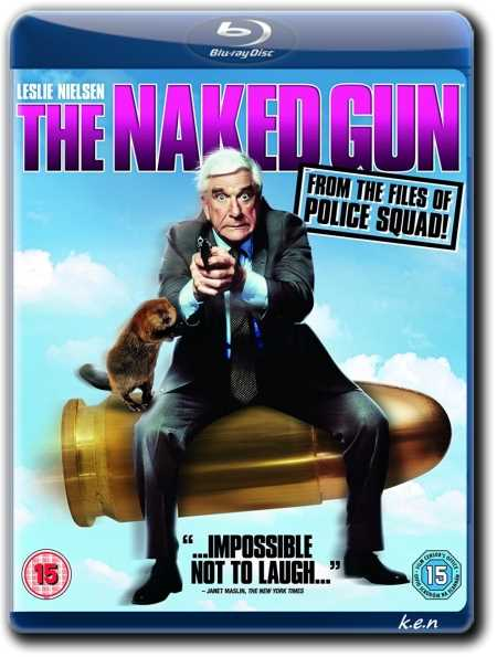 Голый пистолет / The Naked Gun: From the Files of Police Squad! (1988) BDRip [H.264/720p]