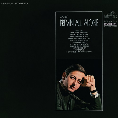[TR24][OF] Andre Previn - All Alone - 1967 / 2017 (Bop, Cool)