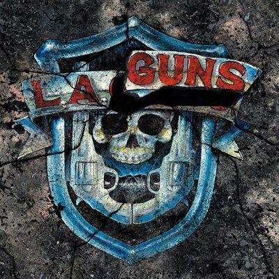 L.A. Guns - The Missing Peace (2017) FLAC