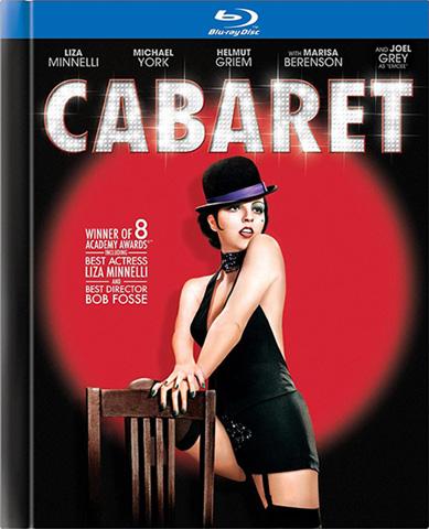 Кабаре / Cabaret (Боб Фосс / Bob Fosse) [1972, США, драма, мюзикл, BDRemux 1080p] 2x MVO + DVO + VO + 7x AVO + Sub 2x Rus, 2x Eng + Original 2x Eng