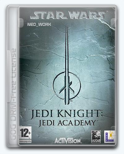 Star Wars™: Jedi Knight™ - Jedi Academy™ (2003) [Multi] (1.01A) License GOG
