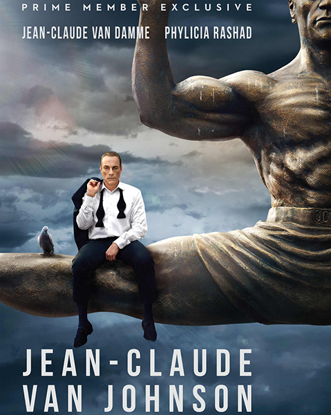 Жан-Клод Ван Джонсон / Jean-Claude Van Johnson [01x01-04 из 06] (2016) WEBRip 1080p | NewStudio