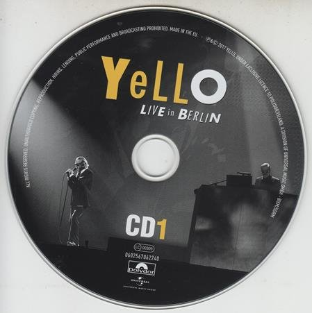 Yellо - Live In Berlin (2017) 2CD [FLAC|Lossless|tracks + .cue] <Electronic, SynthPop, Future Jazz>