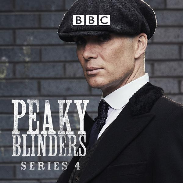 Острые козырьки / Заточенные кепки / Peaky Blinders [S04] (2017) WEBRip 720p | AlexFilm