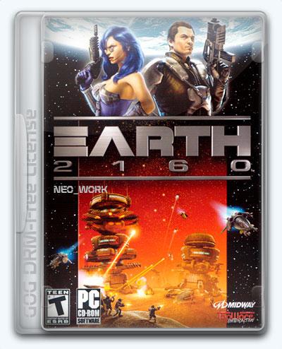 Earth 2160 / Земля 2160 (2005) [Ru/En] (1.3.8) License GOG