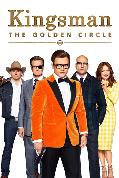 Kingsman: Золотое кольцо / Kingsman: The Golden Circle (2017) BDRip [480p] iPod