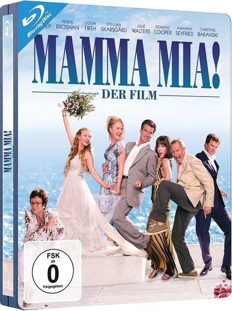Мамма MIA! / Mamma Mia! (2008) BDRip [H.265/1080p] [10-bit]