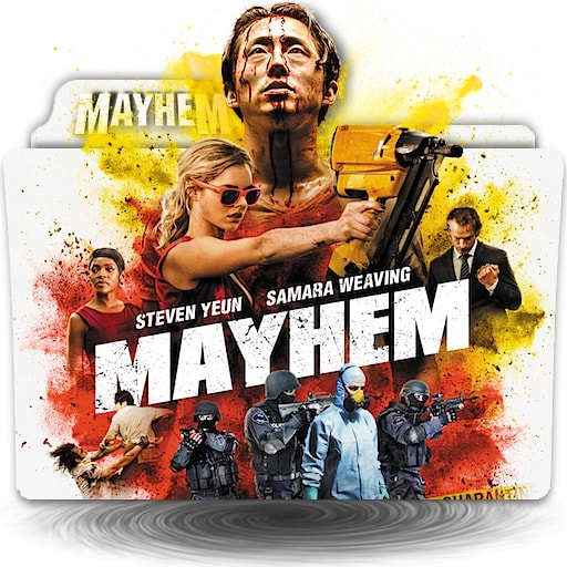 Эксперимент «Офис» 2 / Mayhem  (2017) BDRip [H.264/1080p] [EN / EN, Fr, Sp Sub]