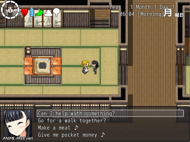 That Life ~The Rural Survival RPG~ [2016] [Cen] [jRPG] [JAP,ENG] H-Game