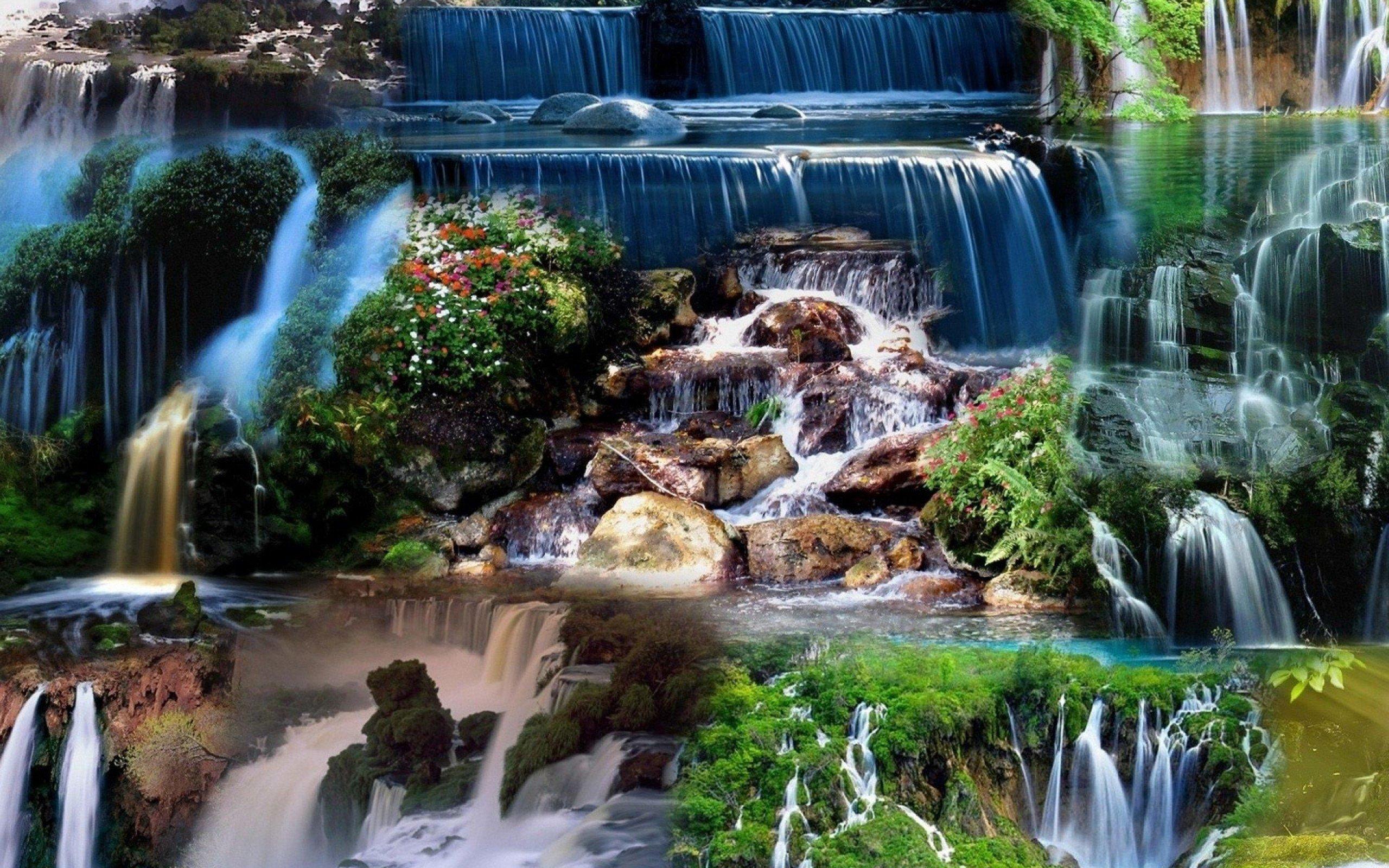 Фото водопадов в хорошем качестве можно