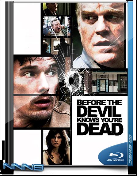 Игры дьявола / Before the Devil Knows You're Dead (2007) BDRip 720p от NNNB   D, A