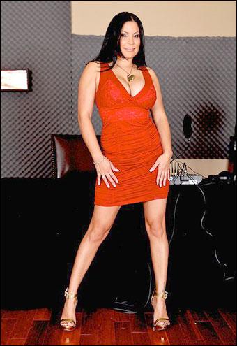 Sophia Lomeli - The Jordan Hour of Power (2010) SiteRip |