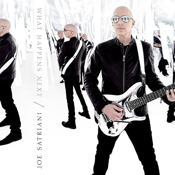 Joe Satriani - What Happens Next [24-bit Hi-Res] (2018) FLAC