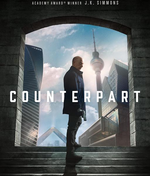 Двойник / По ту сторону / Counterpart (2017) WEBRip 1080p | LostFilm