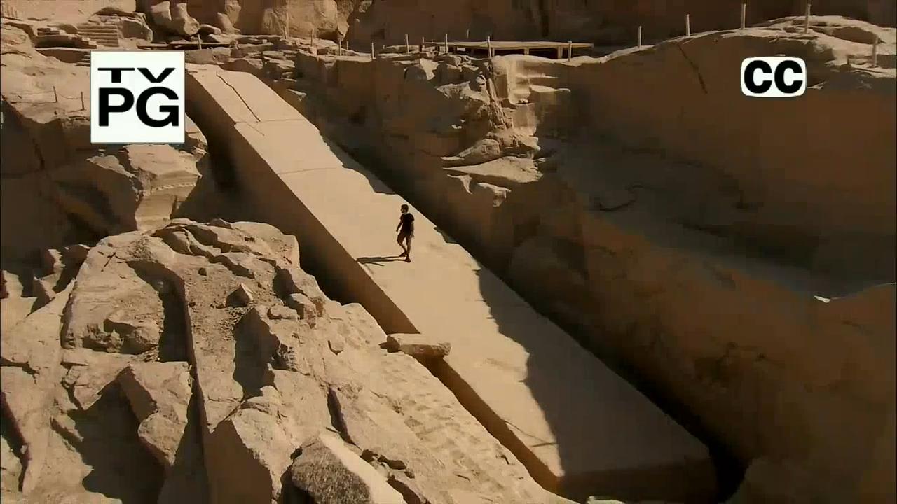 Невероятные технологии древних (1 сезон: 10 серий из 10) (2014) HDTVRip 720p