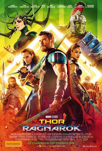 Thor Ragnarok 2017 720p WEB-DL H264 AC3-EVO