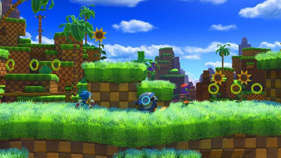 Sonic Forces [v 1.04.79 + 6 DLC] (2017) PC | Лицензия