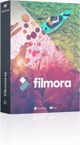 Wondershare Filmora 8.4.0.1 (x64) Multilingual