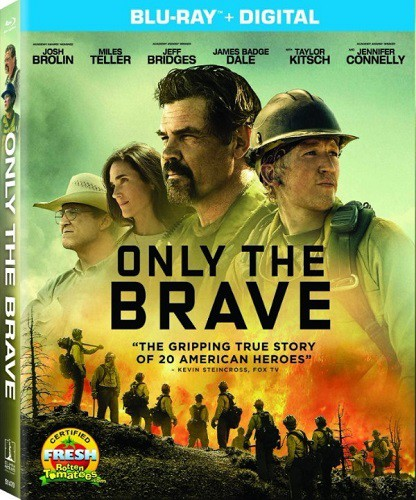 Only the Brave 2017 BRRip XviD AC3-EVO
