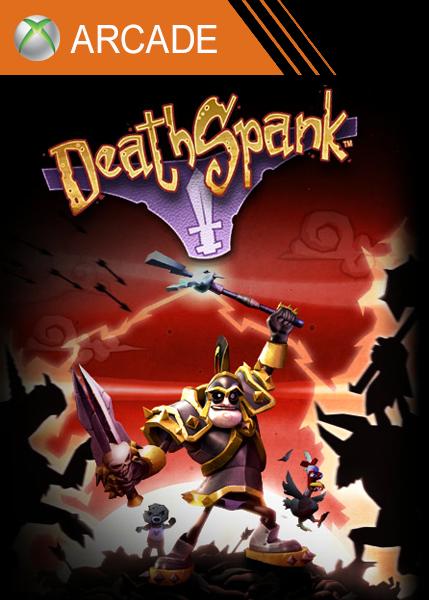 [XBOX360] DeathSpank [XBLA / FREEBOOT / RUS]
