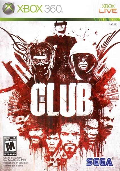 [XBOX360] The Club[FREEBOOT / RUS]