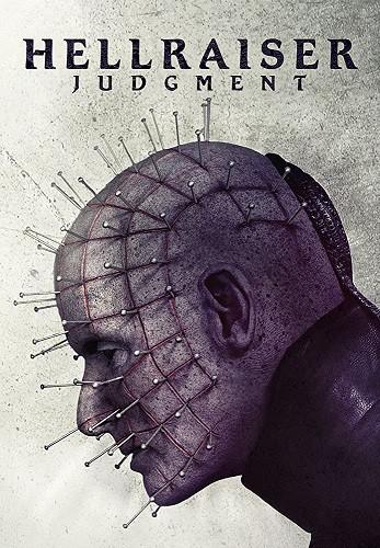 Hellraiser Judgment 2018 DVDRip XviD AC3-EVO