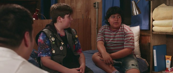 Fat Camp 2018 HDRip XviD AC3-EVO