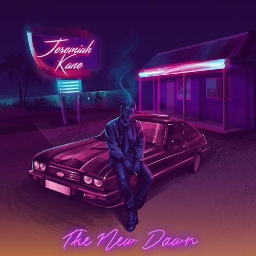 Jeremiah Kane - The New Dawn (2017) [FLAC|Lossless|WEB-DL|tracks|24Bit] <80s, Retrowave, Synthwave>