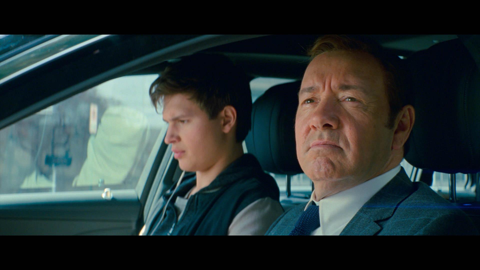 Малыш на драйве / Baby Driver (2017/BDRemux) 1080p, D, L, Лицензия
