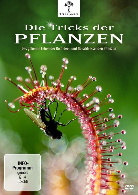Тёмная сторона растений / Die Tricks der Pflanzen (2013) BDRemux 1080p | D