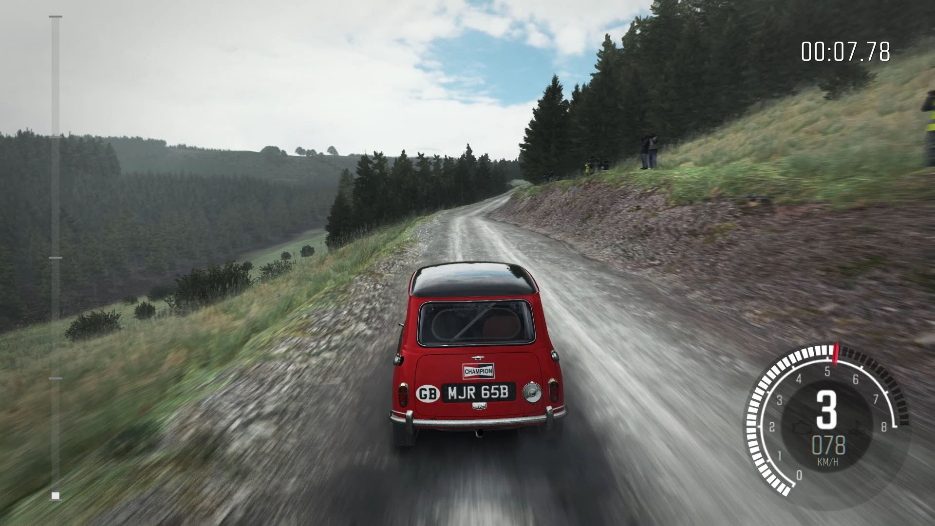 DiRT Rally [v 1.23] (2015/PC/Русский), RePack от xatab