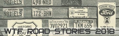WTF Road stories 2018