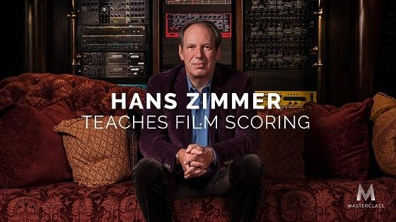 MasterClass.com   Hans Zimmer Teaches Film Scoring (2017) PCRec [H.264] [EN/RU]