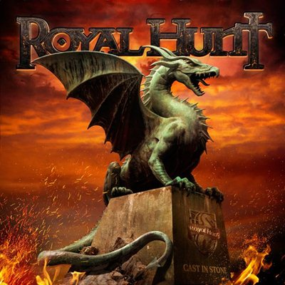 Royal Hunt - Cast in Stone [Japanese Edition] (2018) MP3