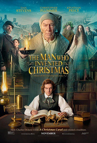 The Man Who Invented Christmas 2017 HC HDRip XviD AC3-EVO