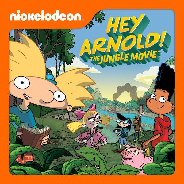 Эй, Арнольд! Приключения в джунглях / Hey Arnold: The Jungle Movie (2017) WEB-DL 1080p | D