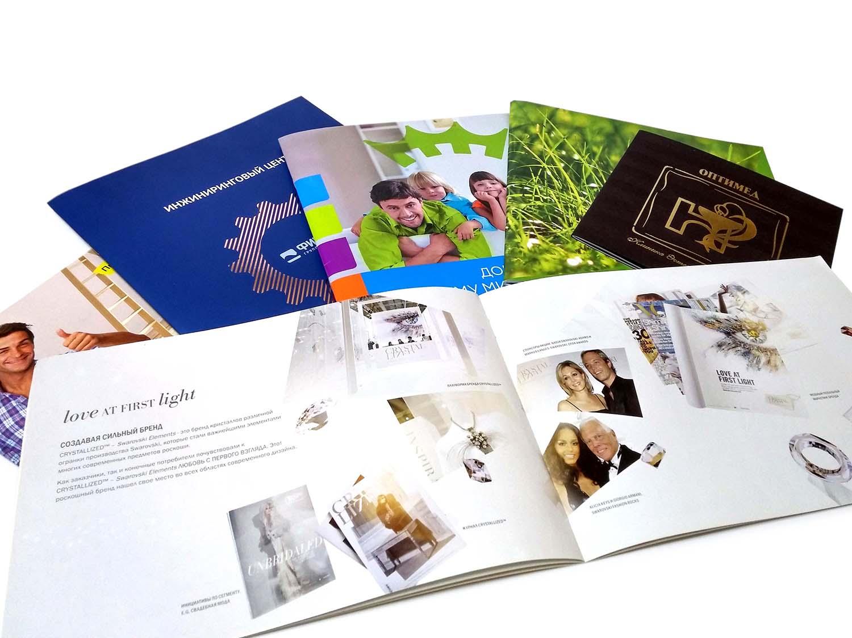 Как сделать печатный каталог