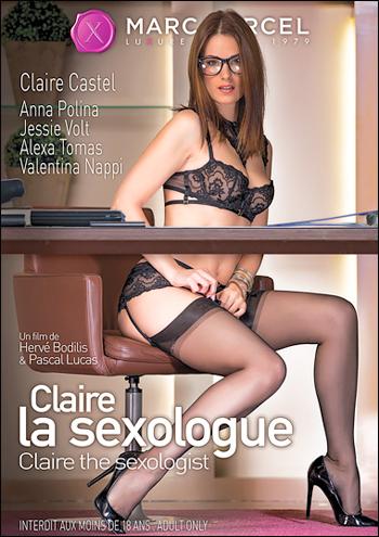 Marc Dorcel - Клэр сексолог / Claire la Sexologue / Claire the Sexologist (2016) HDTV 1080p |