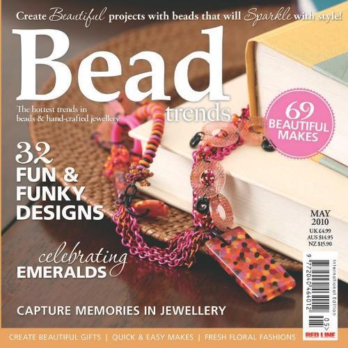 [Журнал] Bead Trends magazine (бижутерия, бисероплетение), 16 номеров [2007-2010, PDF, ENG]