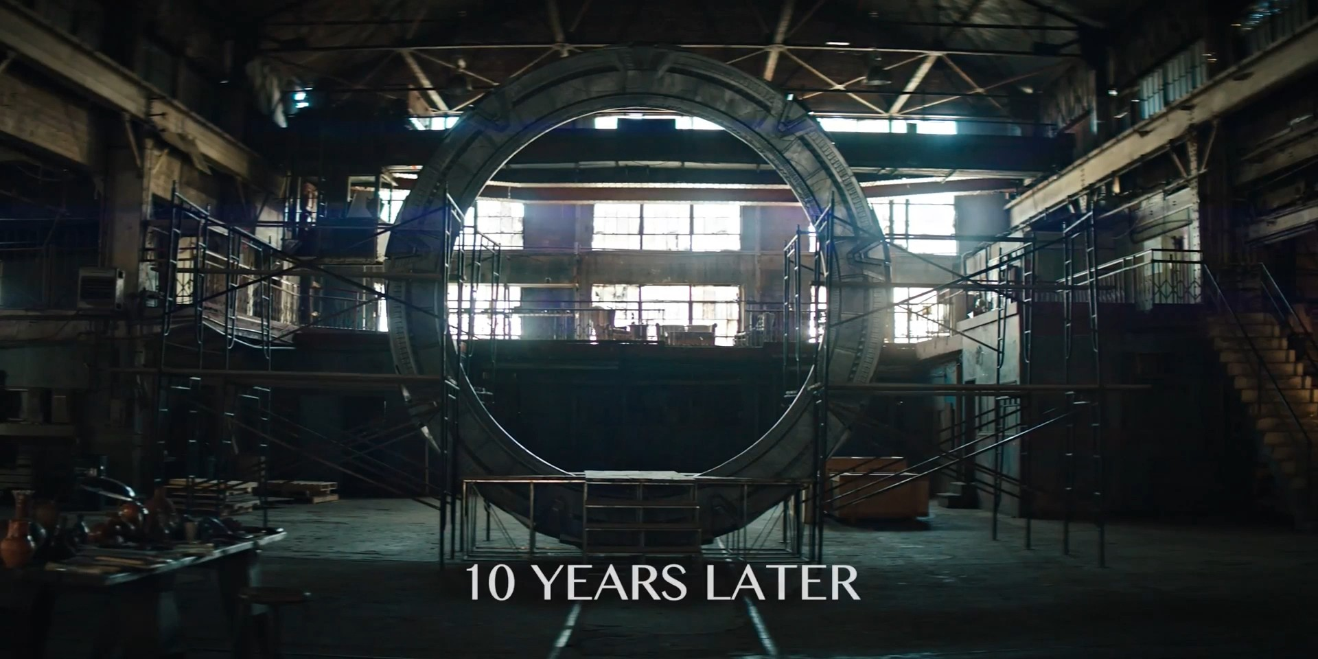 Звездные врата: Начало / Stargate Origins [01x01-07 из 10] (2017) WEB-DLRip 1080p