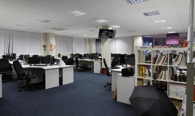 Аренда или покупка офиса Аренда офиса 60 кв Сталеваров улица